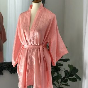 VTG 80's Victoria's Secret Robe